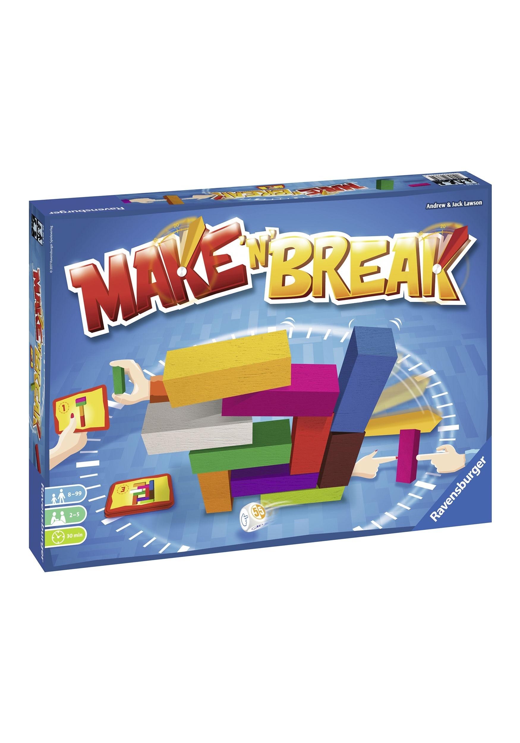 Make 'N' Break Famliy Game