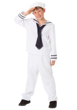 White Sailor Costume Update Main