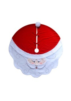 "52"" Santa Head Tree Skirt"
