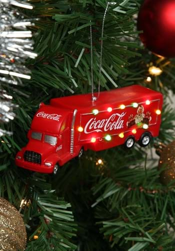 "5"" Coca-Cola Truck w/ Lights1"