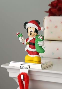 Santa Mickey Mouse Stocking Holder Update