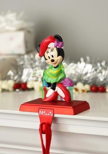 Minnie Mouse Stocking Holder