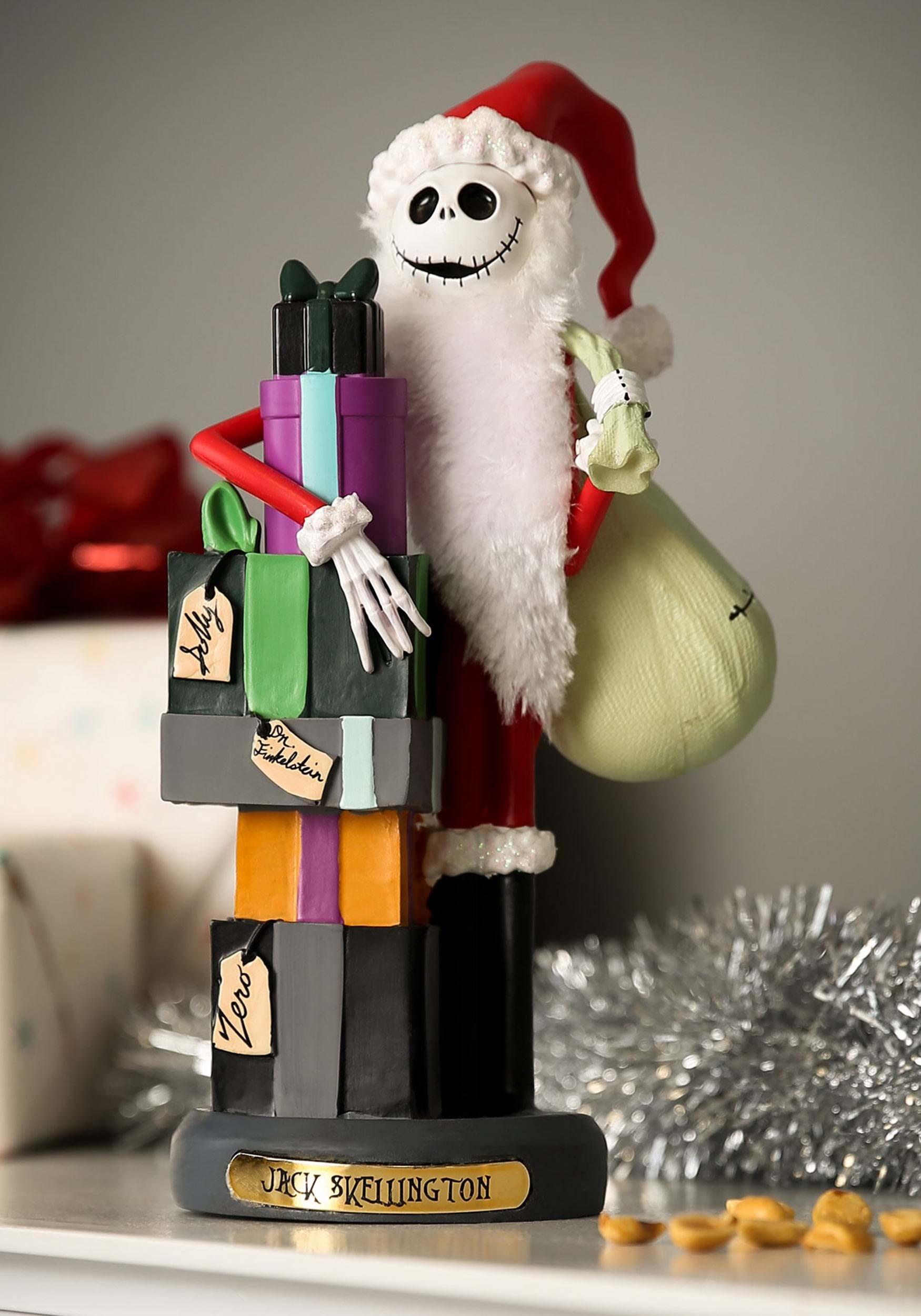 10 nightmare before christmas jack skellington nutcracker1 - Nightmare Before Christmas Nutcracker