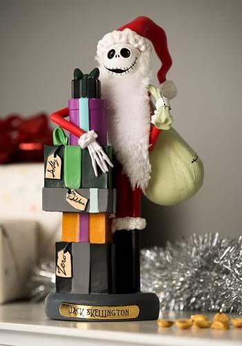 "10"" Nightmare Before Christmas Jack Skellington Nutcracker1"