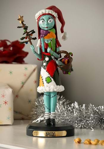 10 IN Nightmare Before Christmas Sally Nutcracker Update Mai