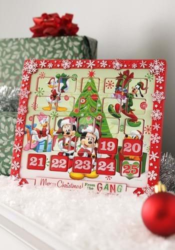 "9.5"" Mickey & Friends Advent Calendar-update"