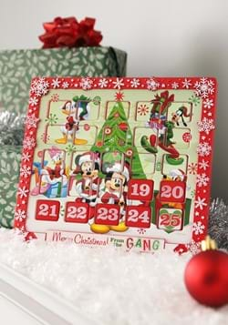 "9.5"" Mickey & Friends Advent Calendar-update"