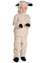Woolly Sheep Kids Costume Update Main
