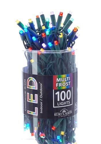 Multi Color LED 100 Indoor/Outdoor String Lights