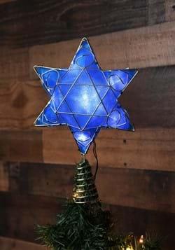 Hanukkah Treetopper w/ LED Lights Update Main 2