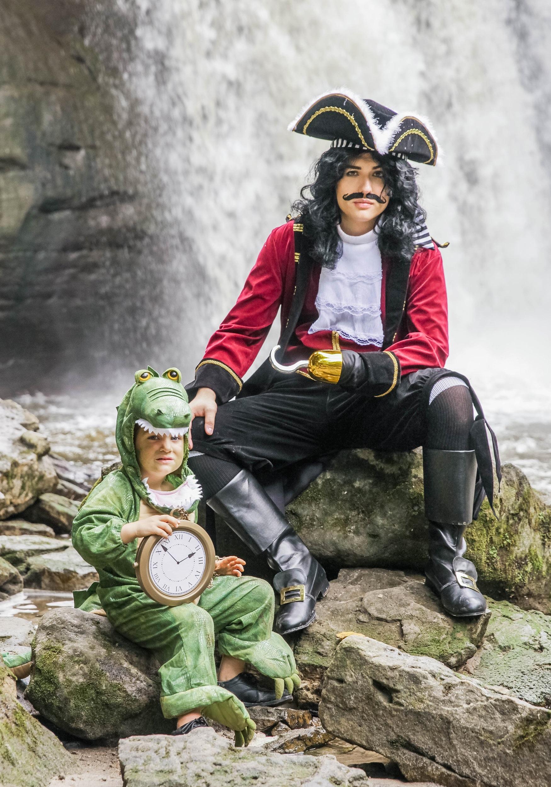 sc 1 st  Fun.com & Mens Ultimate Captain Hook Costume