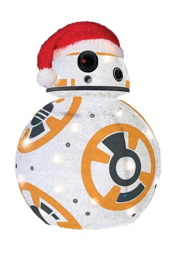 "BB-8 Christmas Lawn 28"" Decoration"