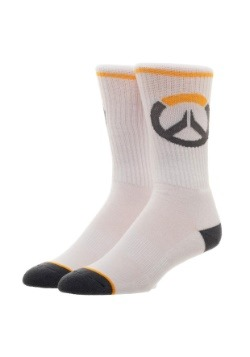 Overwatch Reaper Athletic Crew Socks for Adults