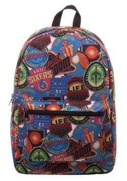 Ready Player One Patches Sublimated Backpack