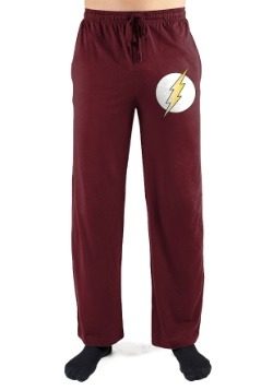 DC Comics Flash Burgundy Men's Lounge Pants