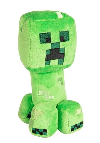 "Minecraft Happy Explorer Creeper 7"""" Stuffed Figure"" JI7832-ST"