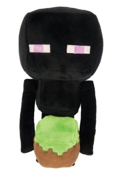 Minecraft Happy Explorer Enderman 8 inch Plush