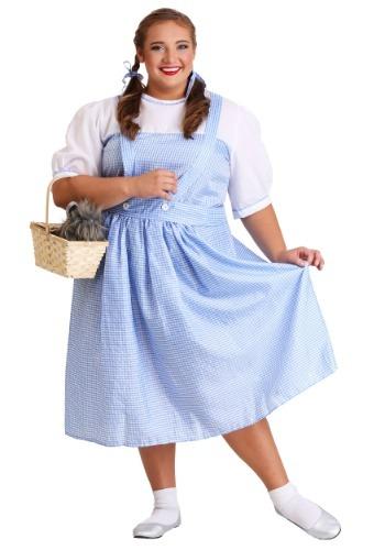Kansas Girl Plus Size Costume Main Update
