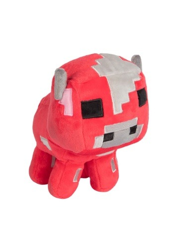 Minecraft Happy Explorer Baby Mooshroom 6 inch Plush