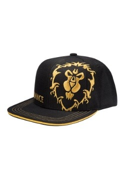 World of Warcraft Alliance Honor Snap-back Hat-update2
