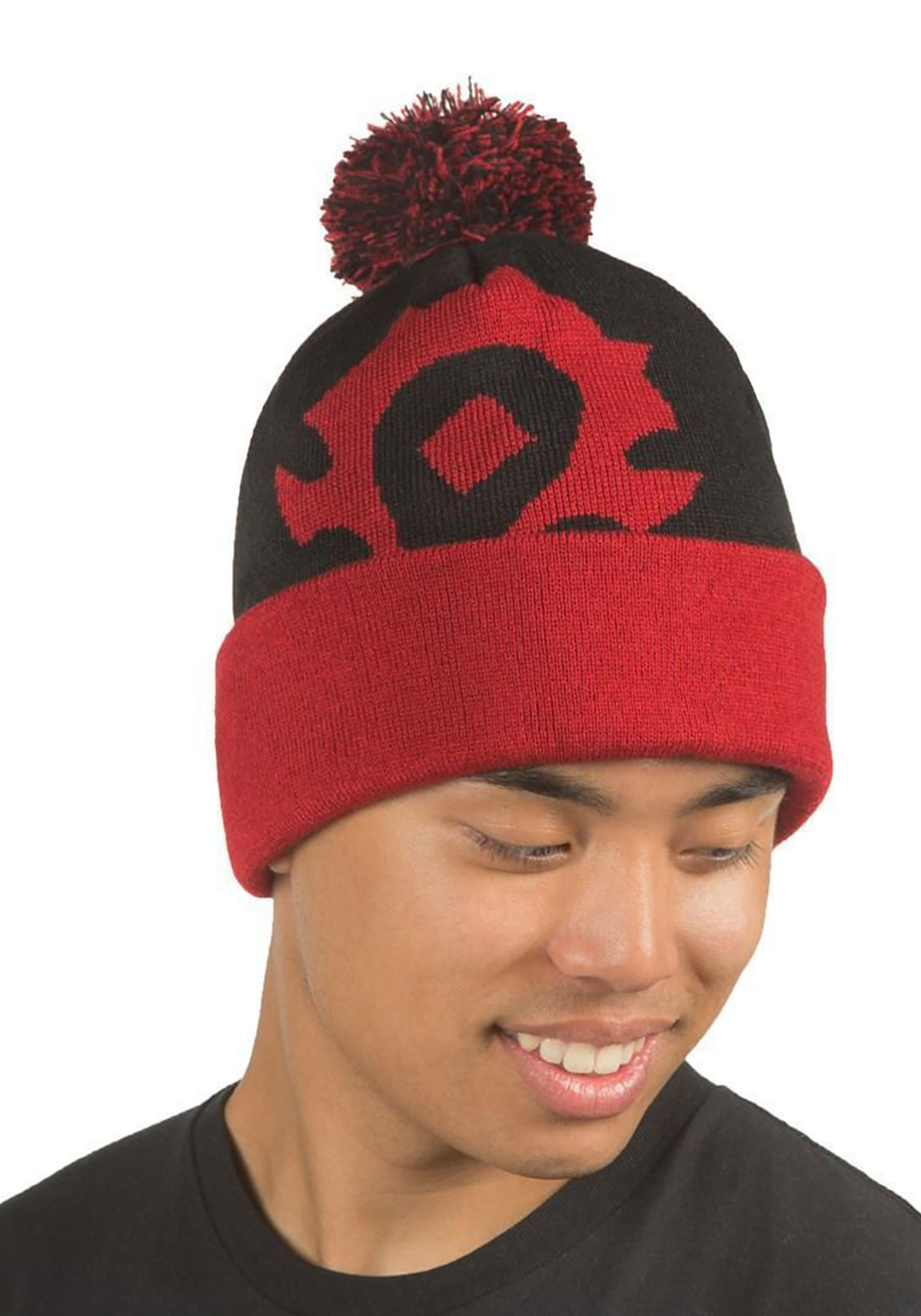 World of Warcraft Horde Pom Beanie for Adults 7eccc3ddb65