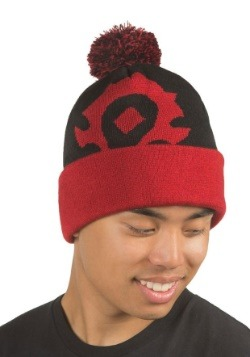 World of Warcraft Horde Pom Beanie