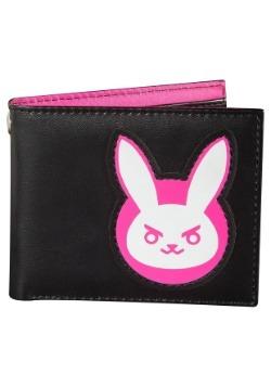 Overwatch D.Va Bunny Bi-Fold Wallet