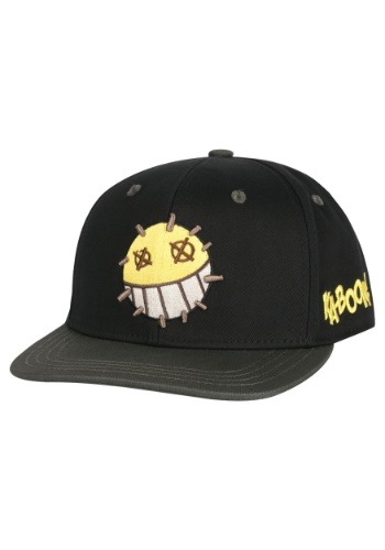 Adult Overwatch Junkrat Snap Back Hat