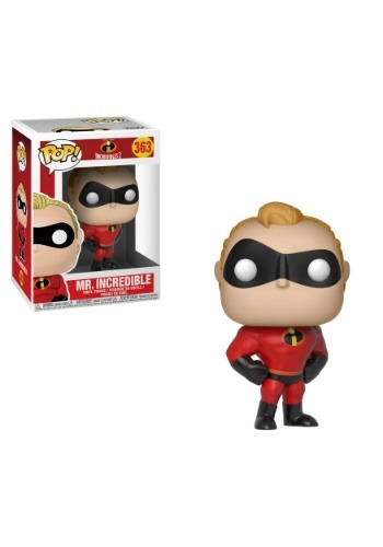 POP! Disney: Incredibles 2- Mr. Incredible Vinyl Figure FN29200-ST