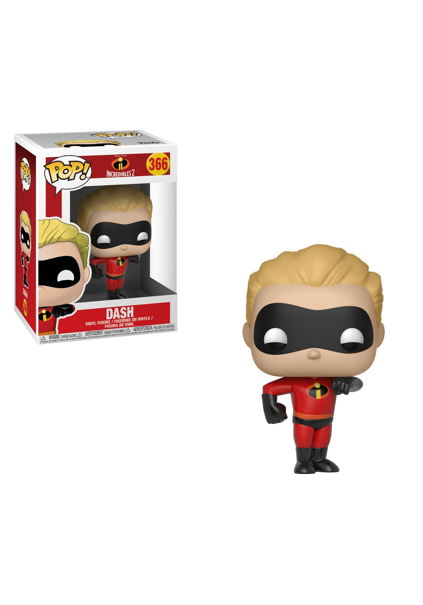 4de4824ddac22 Disney Incredibles 2- Dash POP Vinyl Figure