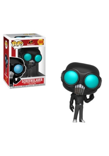 Pop! Disney: Incredibles 2- Screenslaver