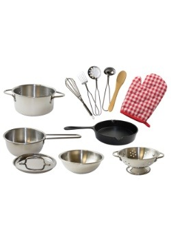 Pots & Pan Toy Set