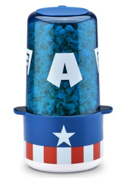Captain America Mini Stir Popcorn Maker1