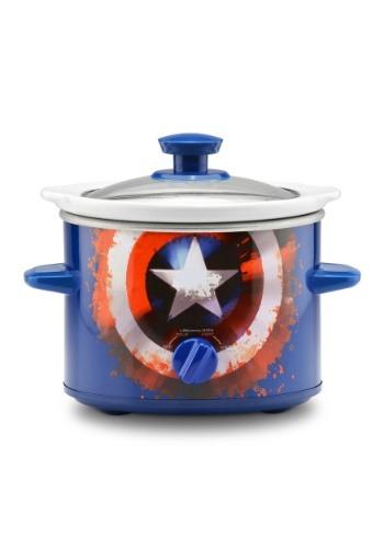 Captain America 2 Quart Slow Cooker1