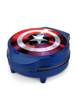 Captain America Shield Waffle Maker1