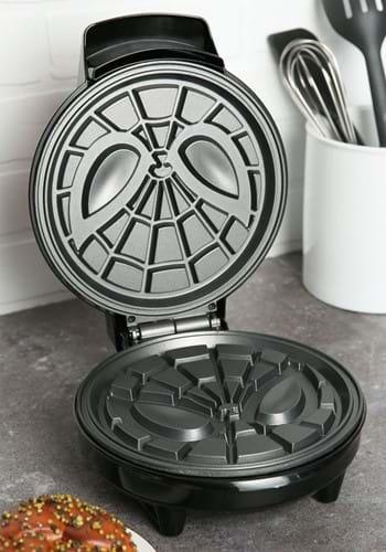 Spiderman Waffle Maker1-1