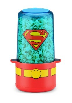 Superman Mini Stir Popcorn Popper1