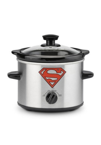 Superman 2QT Slow Cooker1