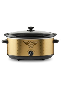 Wonder Woman 7QT Slow Cooker