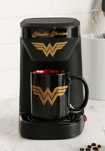 Wonder Woman Single Brew Maker Update 2