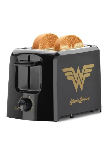 Wonder Woman 2 Slice Toaster1