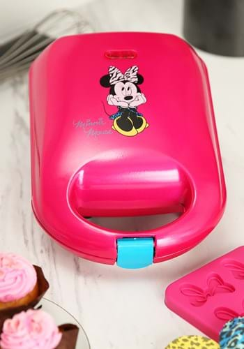 Minnie Mouse Disney Non-Stick Cup Cake Maker Upd