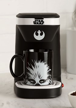 Single Brew Star Wars Coffee Maker Update