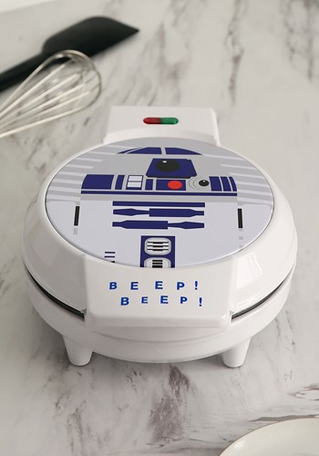 Star Wars R2D2 Round Waffle Maker Upd 2