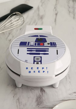 Star Wars R2D2 Round Waffle Maker Upd 2