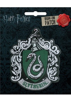 Harry Potter Slytherin Iron-On Patch