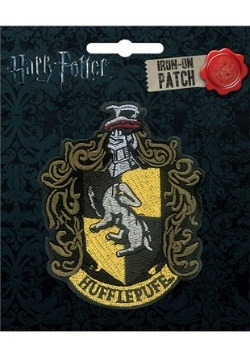 Harry Potter Hufflepuff Iron-On Patch