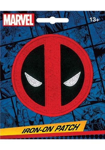 Iron-On Marvel Deadpool Patch