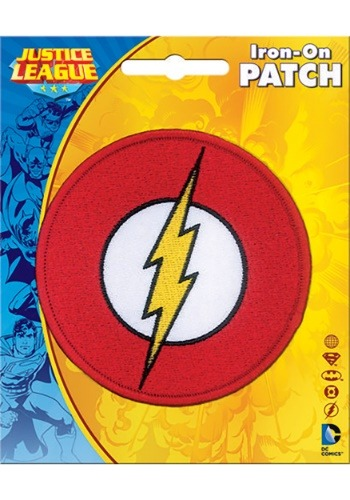 DC Comics The Flash Iron-On Patch