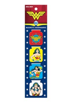 DC Comics Wonder Woman Magnetic Bookmarks